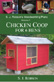 cover photo of chicken coop plans for 6 hens