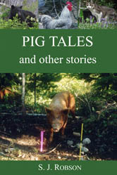Cover photo of book pig tales and other stories